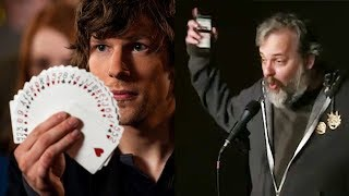 """Dan Harmon loses it over """"Now You See Me"""""""