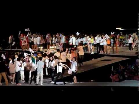 120818 HD SMTown Seoul - Ending Hope [Ryeowook focus]