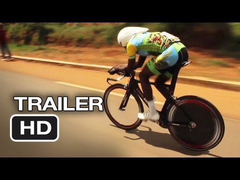 Rising From Ashes Official Trailer #1 (2012) - Rwanda Bicycle Racing Movie HD