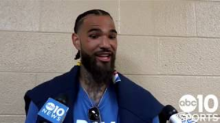 Willie Cauley-Stein on joining Golden State Warriors, saying goodbye to Sacramento Kings