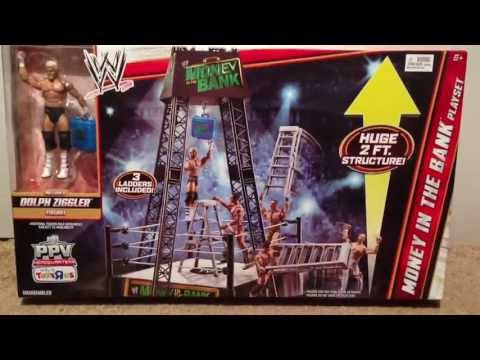 Unboxing My New Wwe Action Figures Videomoviles Com