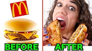 DEEP FRYING MCDONALDS AND TACO BELL!