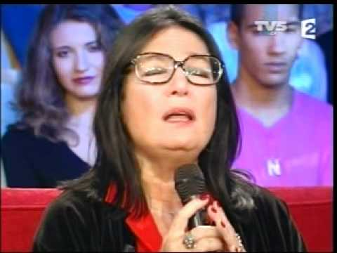 Nana Mouskouri - Le ciel est noir.AVI