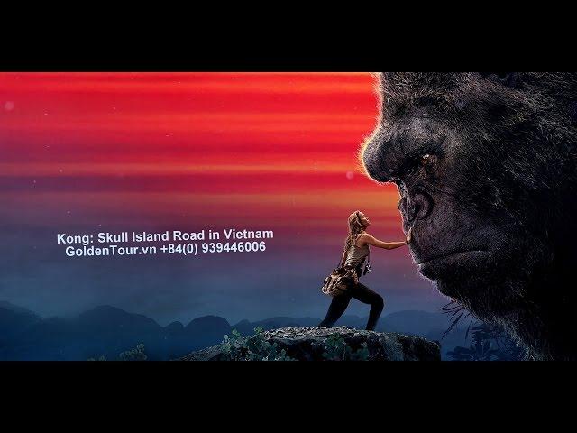 Kong: Skull Island Road in Vietnam