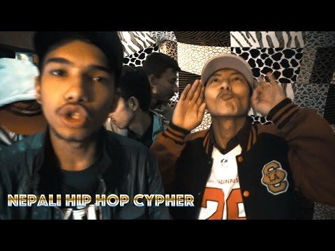 GORKHALI BLOOD CYPHERS ft VTEN, VSX AND SARAH | Nepali Hip Hop