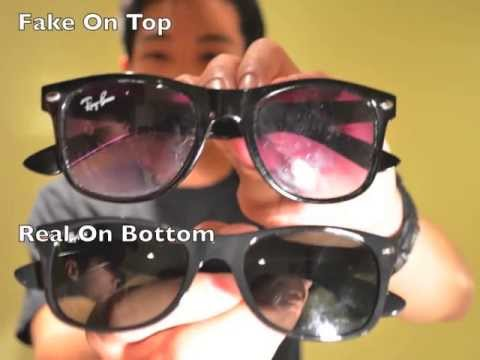 5309f2180f19 How To Spot Fake Ray Bans On Ebay
