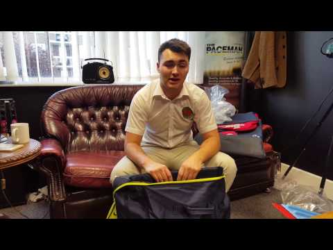 Ledgends KoachSak Cricket Coaching Duffle Bag (Navy/Yellow Trim)