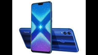Honor 8X UNBOXING! 4K
