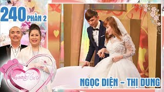 The wife cries while telling the love story that overcome the death|Ngoc Dien-Le Thi Dung|VCS #240😢