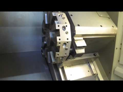 Haas ST-10 CNC Turning Center New 2012 LIKE NEW 103 HOURS!!