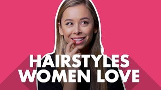 5 Men's Hairstyles Women Love For 2019