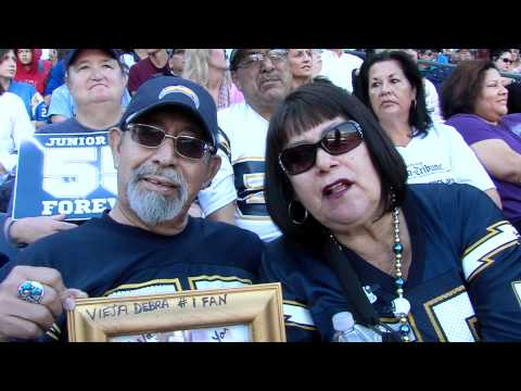 Fans Remember Seau