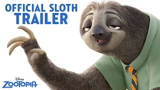 Zootopia Trailer HD