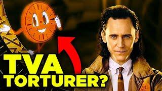 LOKI: Who is Miss Minutes? TVA Mascot Secret Role   Inside Marvel