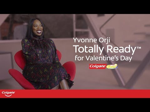 Actress Yvonne Orji Partners with Colgate Total Just in Time for