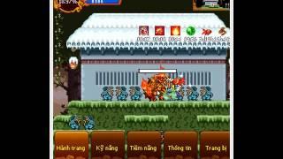[Hiệu Trần NSO] - Boss Hỏa Ngưu Vương Sever World - Game Ninja School Online