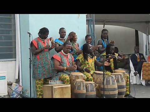 Tsooboi Ensemble - Kpanlogo Exposition