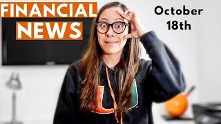 Financial News: Disney Reorganization, Peloton, Tech Stocks, Boeing, Amazon, Tesla and Netflix