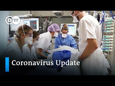 COVID Update: Germany hits new Coronavirus infection record | DW News