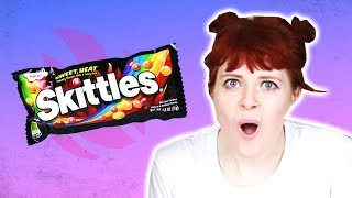 Irish People Try NEW American Candy