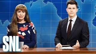 Weekend Update: Every Teen Girl Murder Suspect on Law & Order - SNL