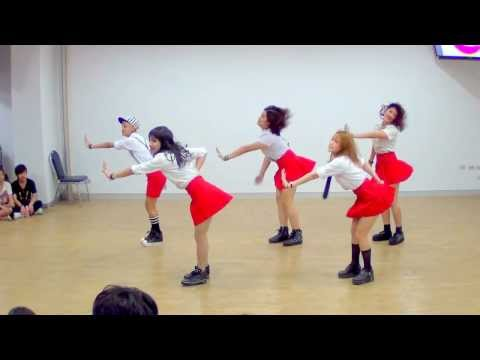 130922 Fossil cover f(x) - Rum Pum Pum Pum @Hello! Korea by MBK & iTeen (Audition)