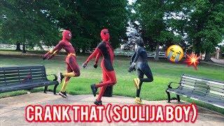 Soulja Boy Tell'em - Crank That | @ghetto.panther @ghetto.deadpool @ghetto.spider