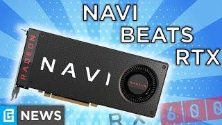 AMD's 7nm GPU Will Challenge RTX GPUs, Titan RTX Is HOW MUCH!!