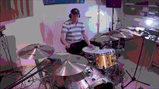"Pete drums to the Remix of ""1960 What?"" by Gregory Porter"