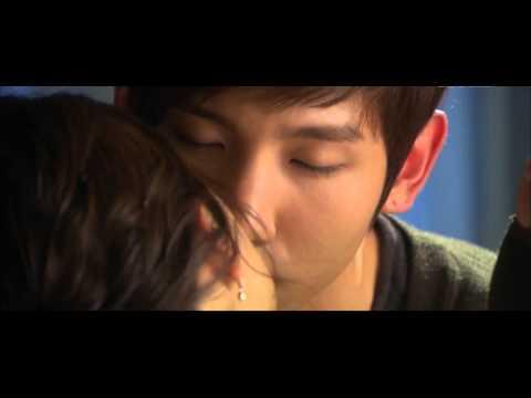 Changmin's kiss scene in Paradise Ranch