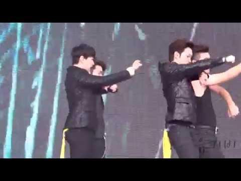 SJM SWING Donghae Mistake