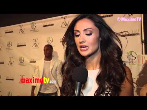 Katie Cleary Interview Viva Glam Magazine April Launch Party