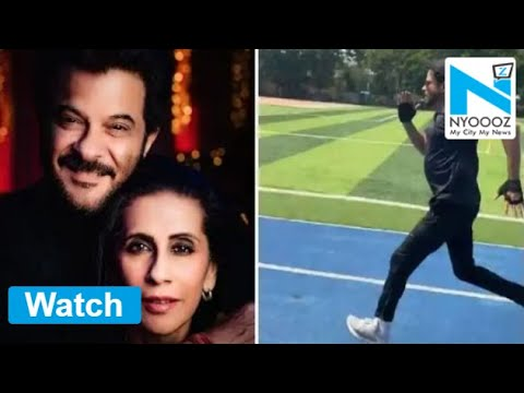 Anil Kapoor runs with bullet speed, stuns everyone with his fitness