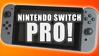 More Interesting Info About The Nintendo Switch Pro Has Been Revealed (Feat. SuperMetalDave64)
