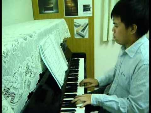 蔡旻佑-我可以-鋼琴彈奏