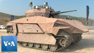 Israel Reveals 'Tank of the Future' Plans