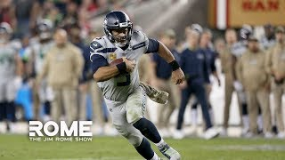 The Seahawks BARELY Defeat The 49ers   The Jim Rome Show
