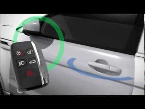 Range Rover Paramus >> How To Operate the Range Rover Evoque Keyless Entry System - YouTube