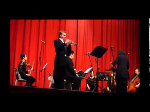 "Highlights from ""Con Voce Festival,"" a solo concert of Baroque Trumpet Concertos, performed live in Kuala Lumpur, Malaysia."