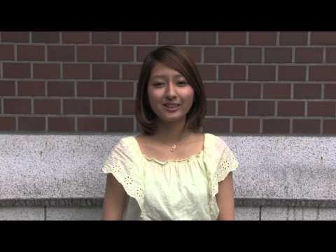 ミス成蹊コンテスト2014 Entry No,5 岡田彩花