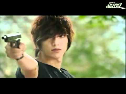 Lee Min Ho, City Hunter OST Part 1 M/V Teaser,