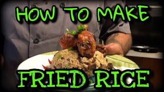 HOW TO MAKE HAWAIIAN STYLE FRIED RICE