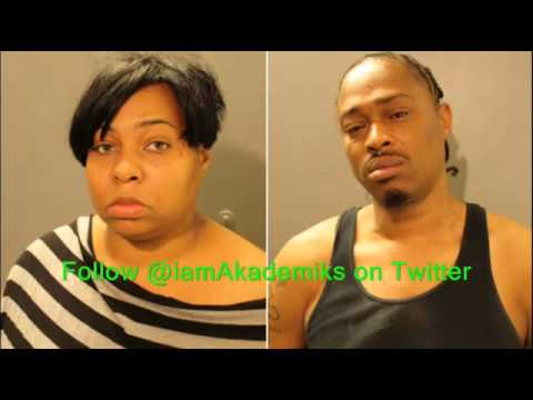 Chiraq Savage Couple Rapes Woman Who Knocked on Door Asking for Phone Charger.