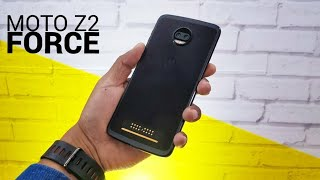 Video Moto Z2 Force bZHrn5cjnCU