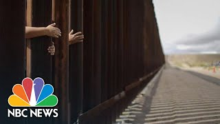 President Donald Trump Says His Border Wall Is Under Construction. It's Not | NBC News