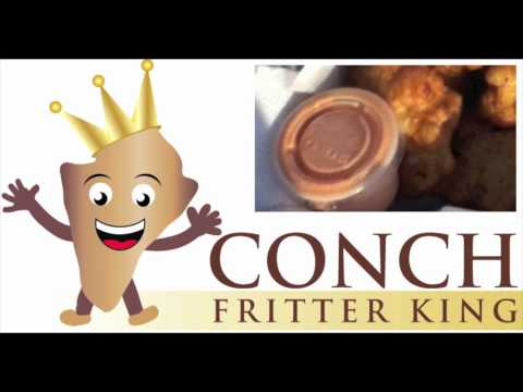 Conch Fritter King Web Commercial
