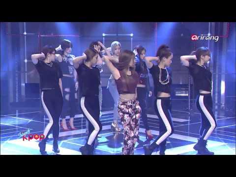 Simply K-Pop - T-ara(티아라) _ Sugar Free