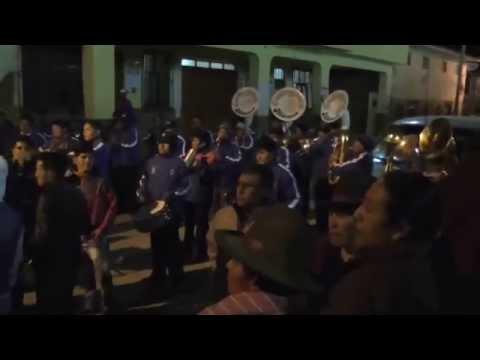 BANDA SHOW CENTRO MUSICAL COCHAMARCA SAC - en huacachi, huari, ancash 2014