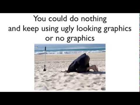Graphic design apprenticeships - create stunning graphic in 2 minutes