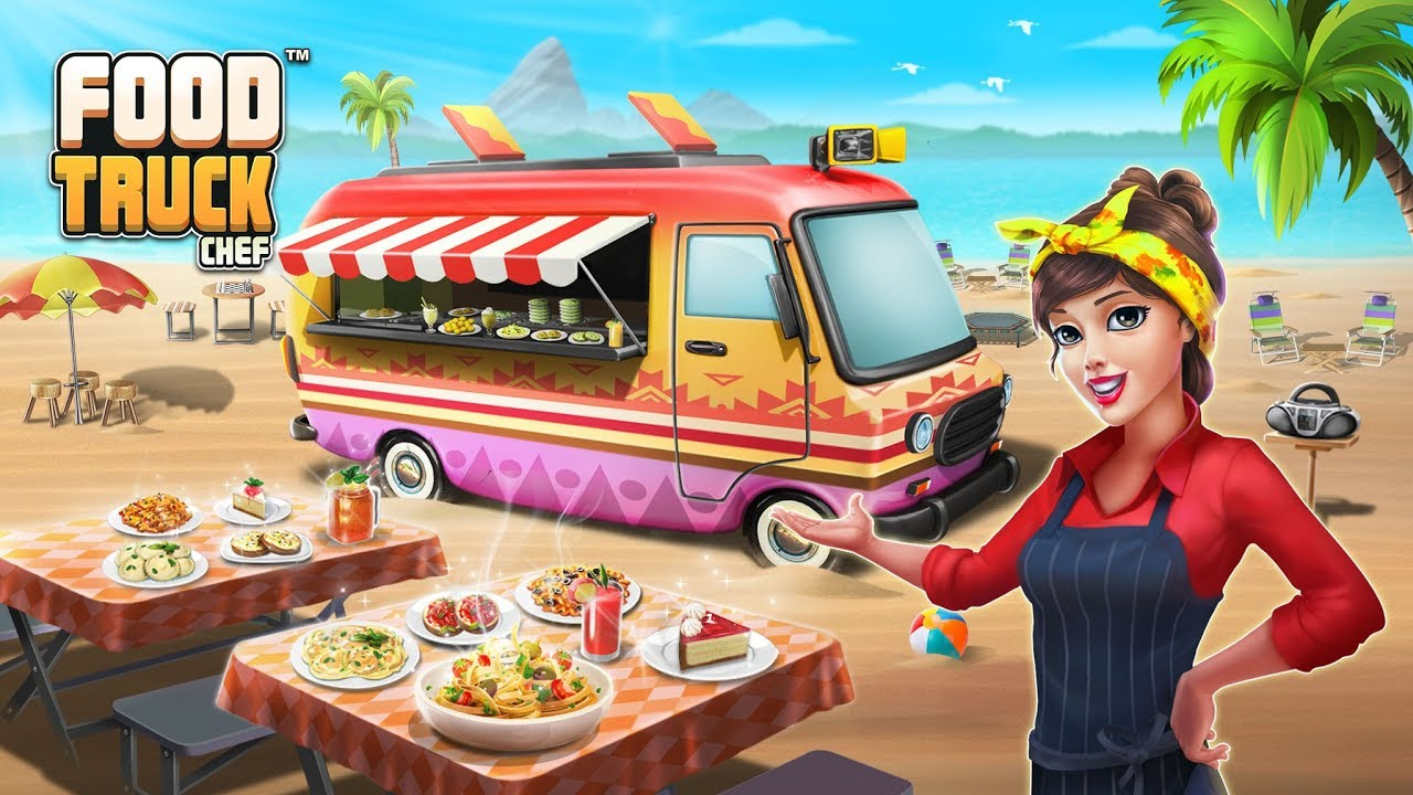 Chơi Food Truck Chef™: Cooking Game on PC 2